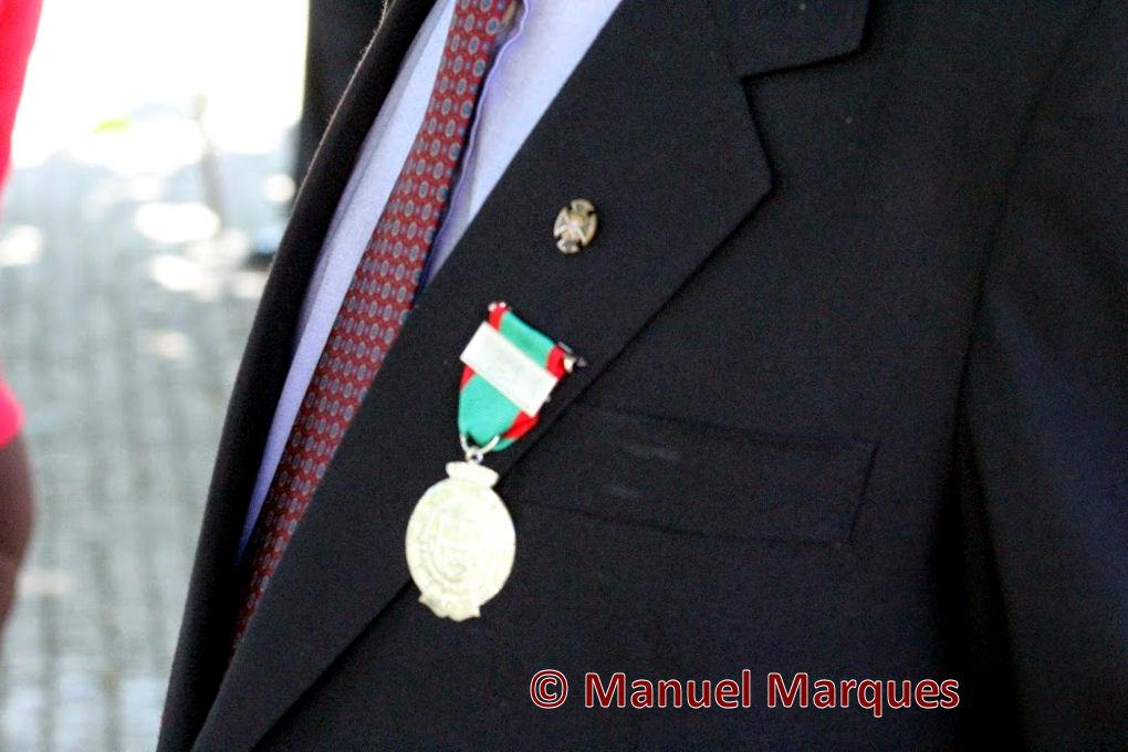 Ex- combatentes homenageados em Vizela 0210