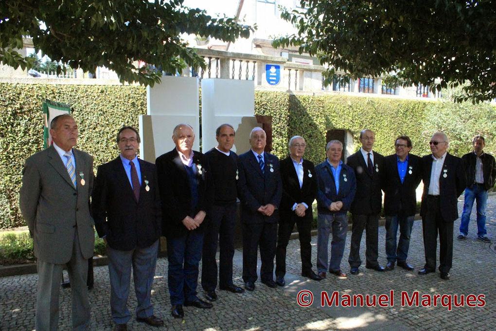 Ex- combatentes homenageados em Vizela 0310