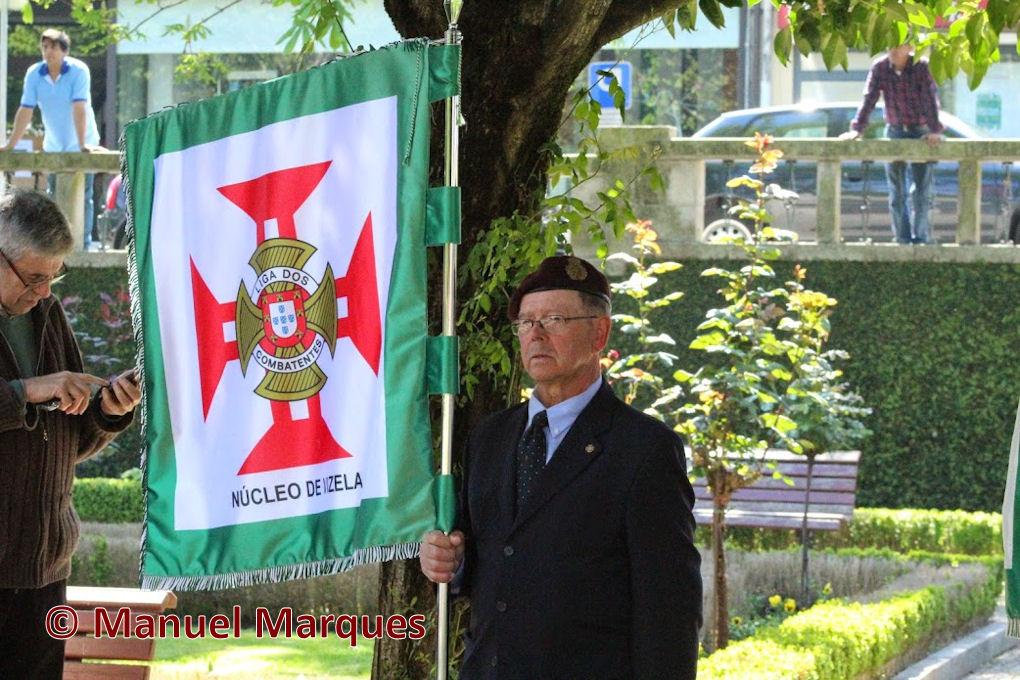 Ex- combatentes homenageados em Vizela 0510