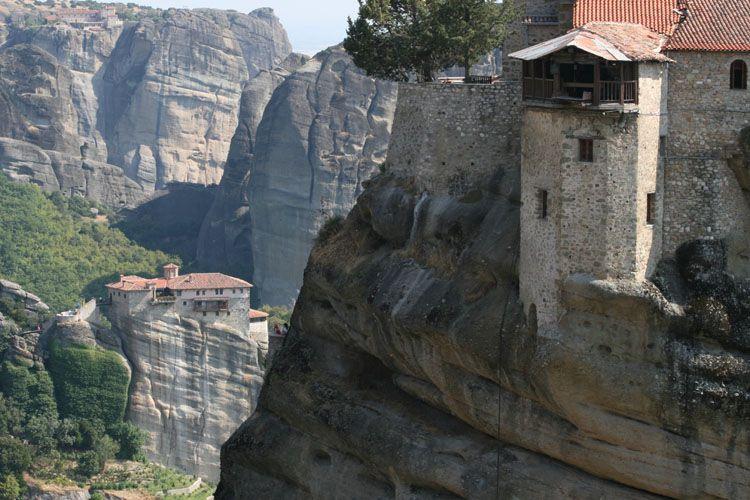 Les monastères et villes du bout du monde! Meteor10