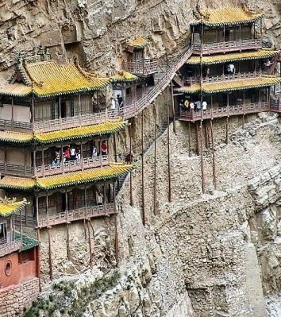 Les monastères et villes du bout du monde! Re-se-10