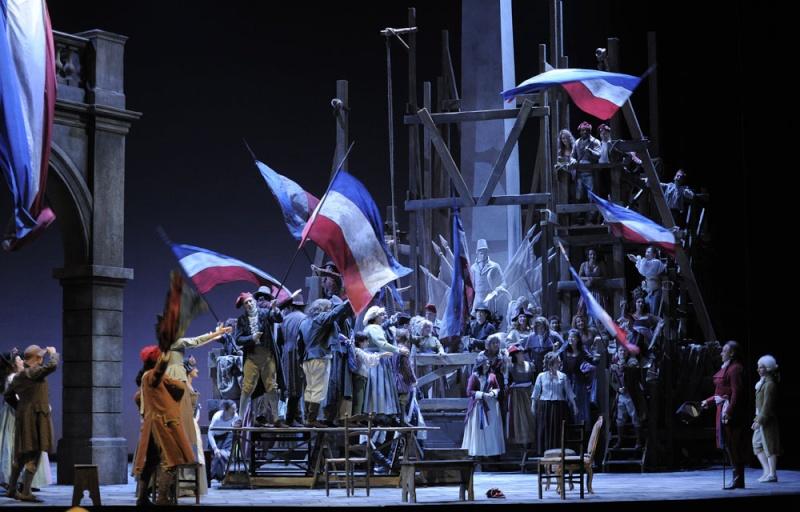 Andrea Chénier Opera-10