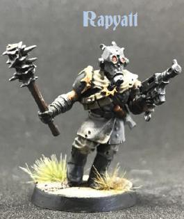[Kill Team]  Morbid Sun Raiders Rapyat10