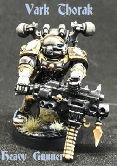 [Kill Team]  Morbid Sun Raiders Vark_t10