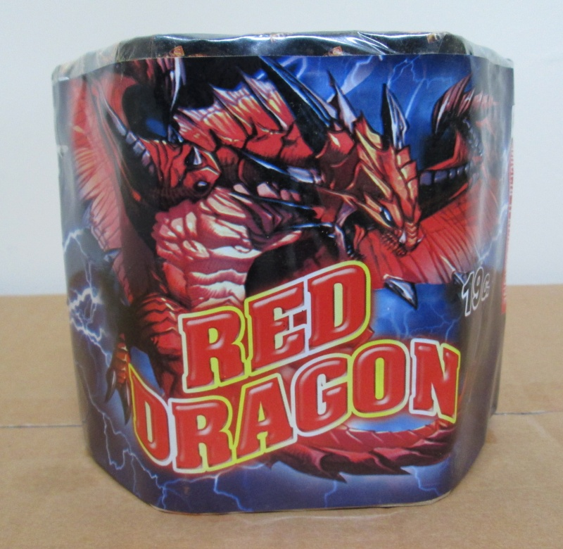 RED DRAGON 110