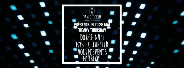 Panic Room: 28/05/2015 w/ Douce Nuit Panic_10