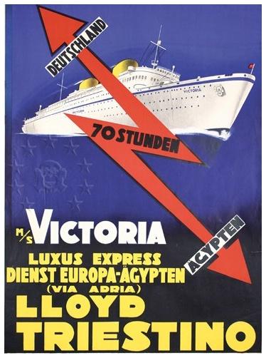 motonave 'Victoria' - Lloyd Triestino - 1931 004_na10