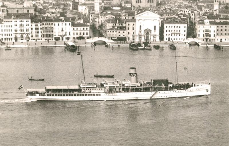 t/n 'Venezia'  -  Tripcovich & C. - 1906 10_nav10