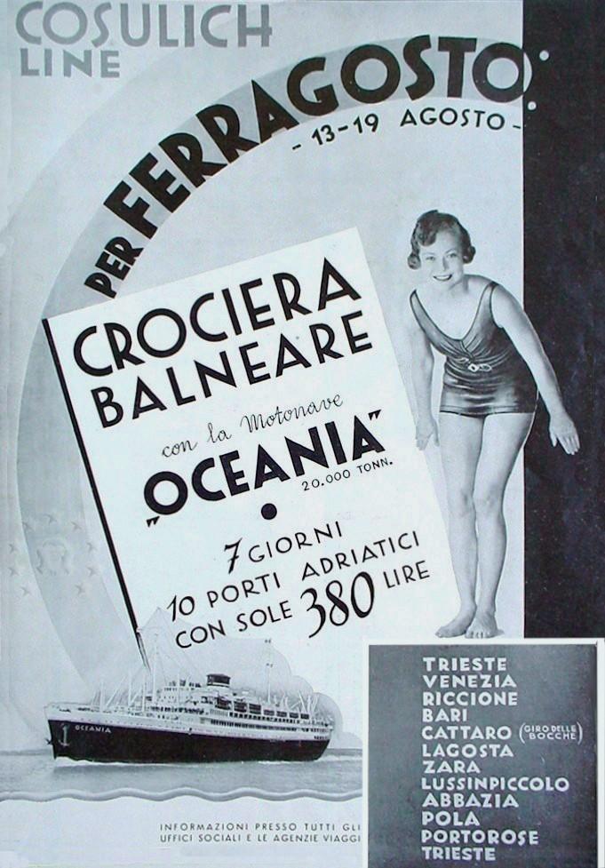 motonave 'Oceania' - Cosulich - 1933 10a_na10