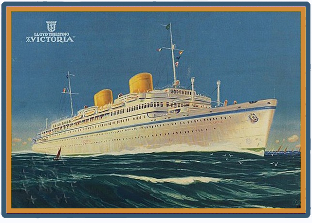 motonave 'Victoria' - Lloyd Triestino - 1931 14_klo10