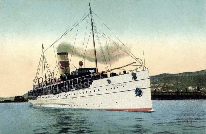 t/n 'Venezia'  -  Tripcovich & C. - 1906 16_nom10