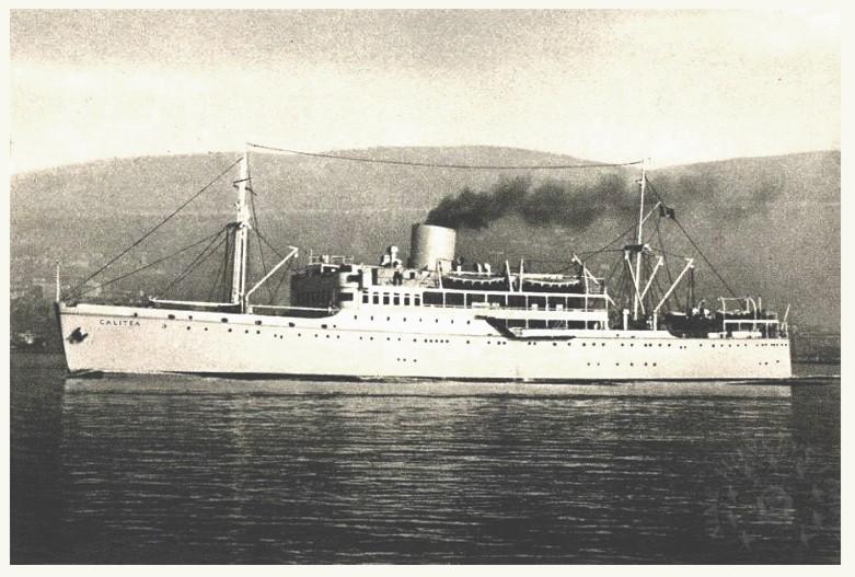 """motonave """"Calitea"""" - Lloyd Triestino -1933 16a_ca10"""