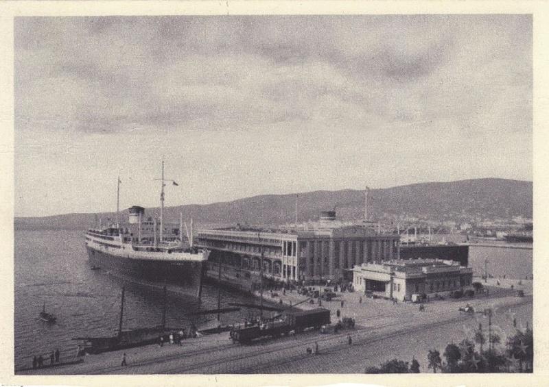 motonave 'Oceania' - Cosulich - 1933 17_in_10