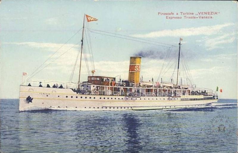 t/n 'Venezia'  -  Tripcovich & C. - 1906 21_19110