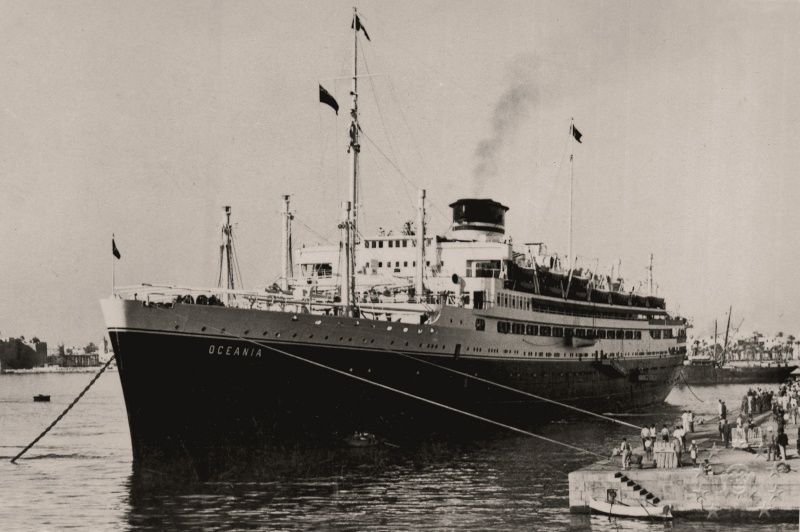 motonave 'Oceania' - Cosulich - 1933 21_nav10