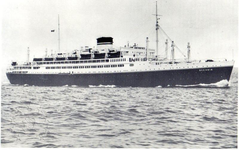 motonave 'Oceania' - Cosulich - 1933 24_nav10