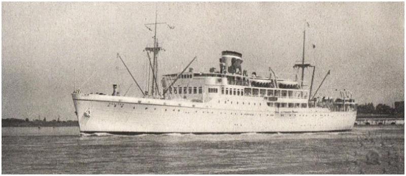 """motonave """"Calitea"""" - Lloyd Triestino -1933 25_cal10"""