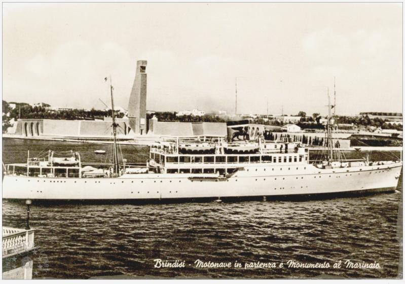 """motonave """"Calitea"""" - Lloyd Triestino -1933 26_nav10"""