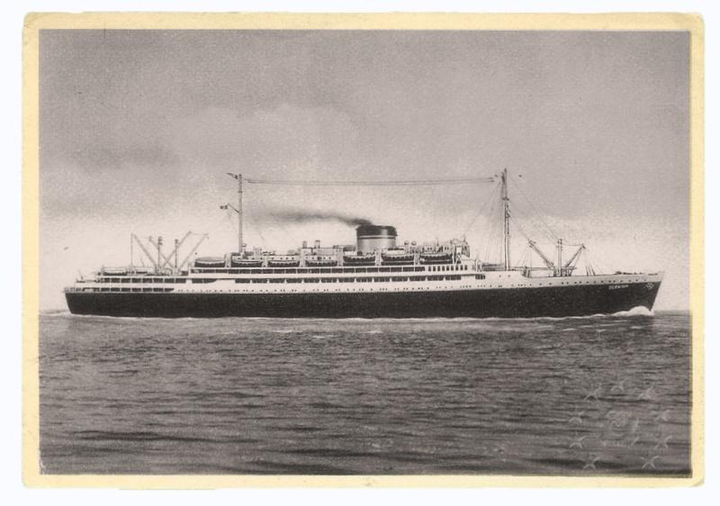 motonave 'Oceania' - Cosulich - 1933 27_nav11