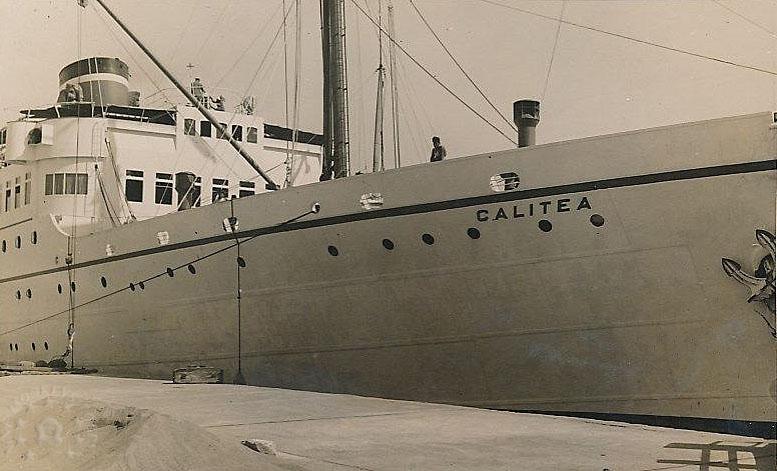 """motonave """"Calitea"""" - Lloyd Triestino -1933 28_cal10"""