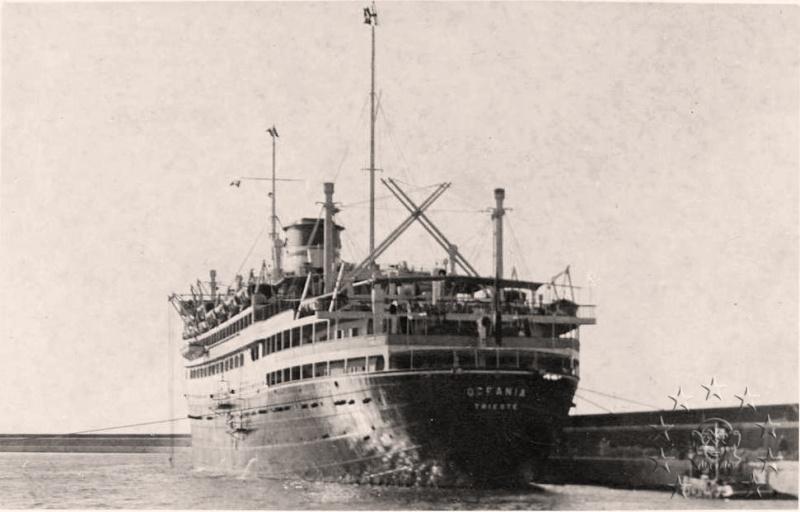 motonave 'Oceania' - Cosulich - 1933 29_nav11