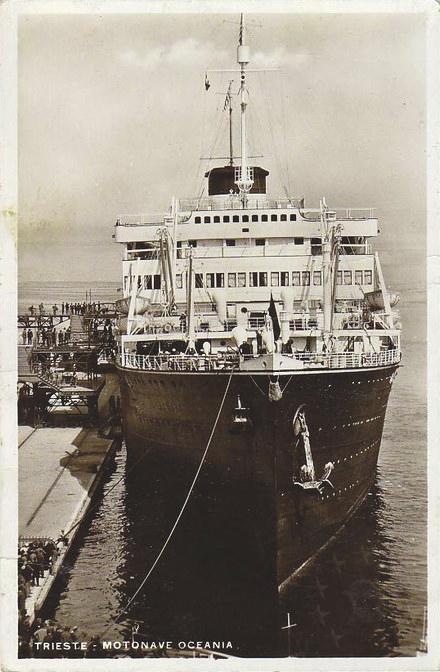 motonave 'Oceania' - Cosulich - 1933 2_nave10