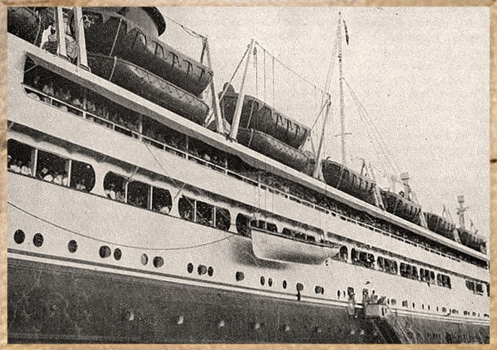motonave 'Oceania' - Cosulich - 1933 31_imb11