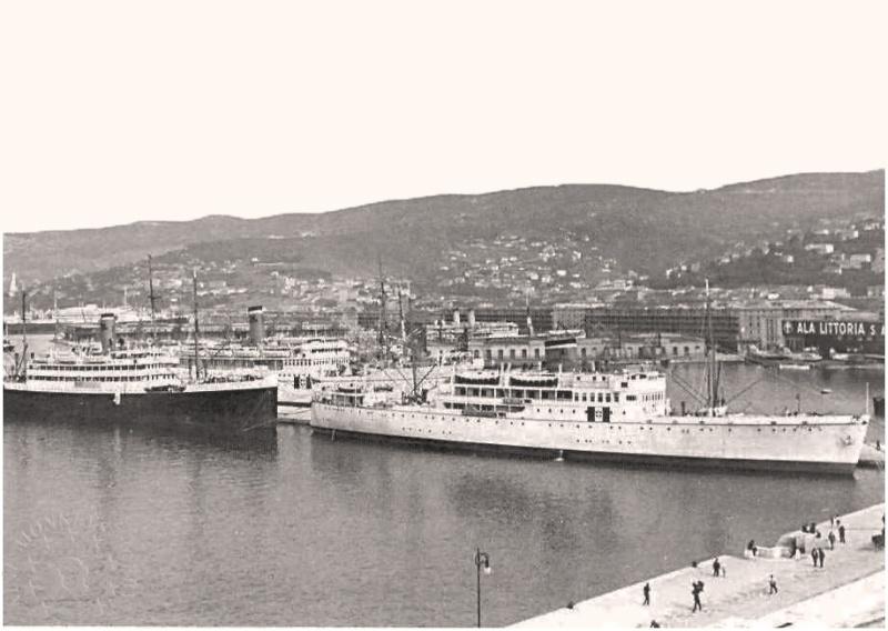 """motonave """"Calitea"""" - Lloyd Triestino -1933 31_nav10"""