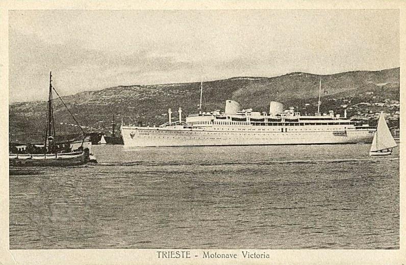 motonave 'Victoria' - Lloyd Triestino - 1931 47_nav10