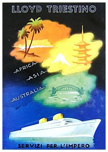 motonave 'Victoria' - Lloyd Triestino - 1931 513