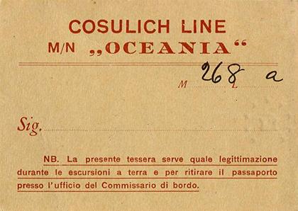 motonave 'Oceania' - Cosulich - 1933 6_croc10