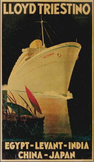 motonave 'Victoria' - Lloyd Triestino - 1931 812