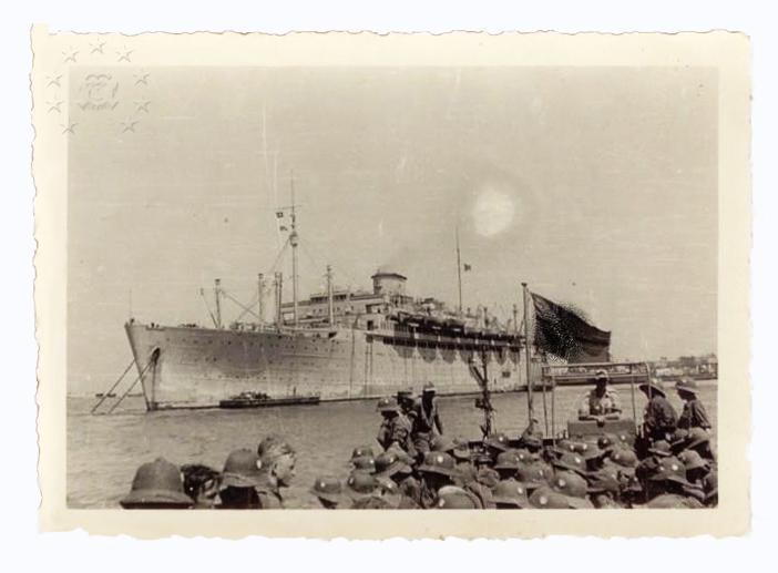 motonave 'Oceania' - Cosulich - 1933 Giugno11