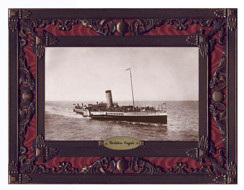 t/n 'Venezia'  -  Tripcovich & C. - 1906 Golden10