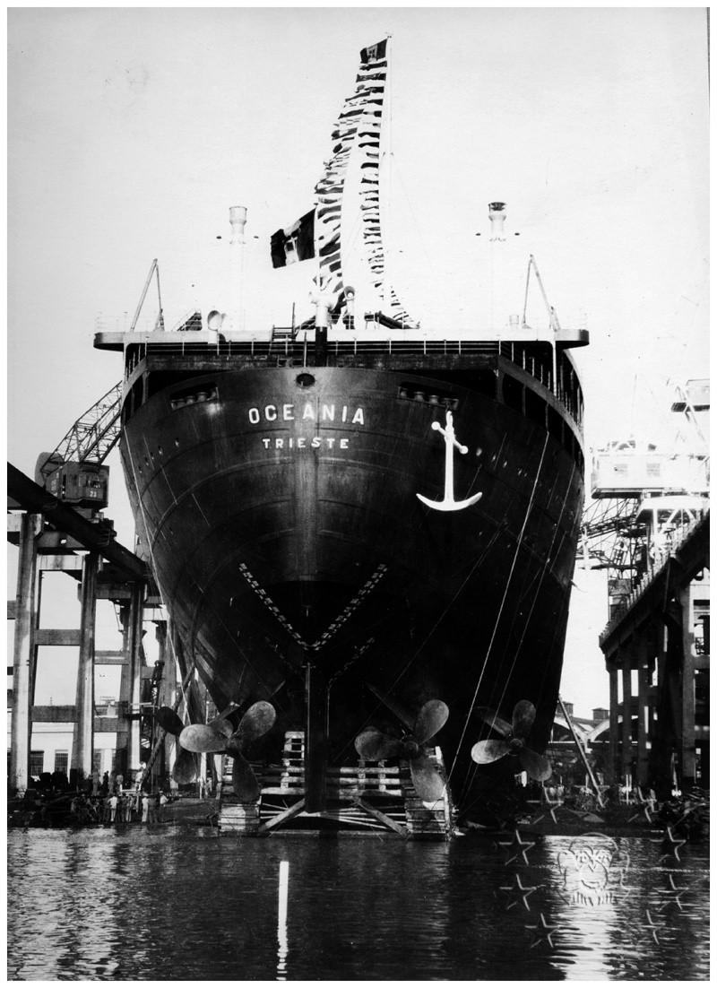 motonave 'Oceania' - Cosulich - 1933 Miste015
