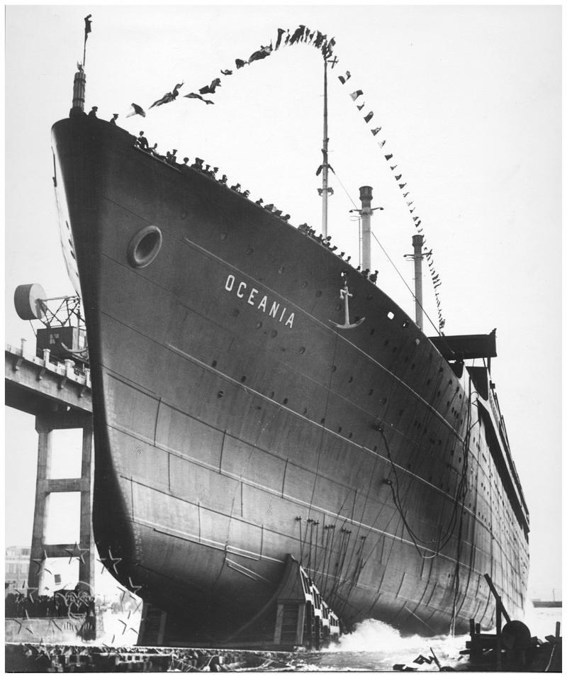 motonave 'Oceania' - Cosulich - 1933 Miste017