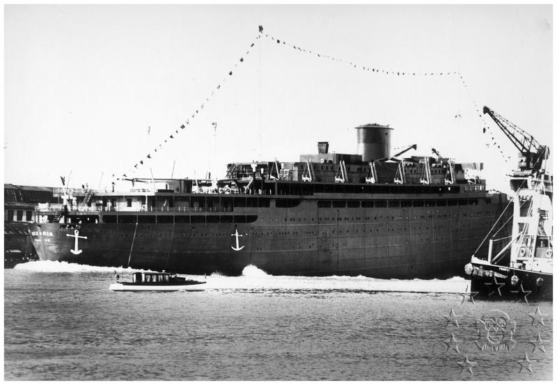 motonave 'Oceania' - Cosulich - 1933 Miste019
