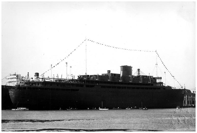 motonave 'Oceania' - Cosulich - 1933 Miste020