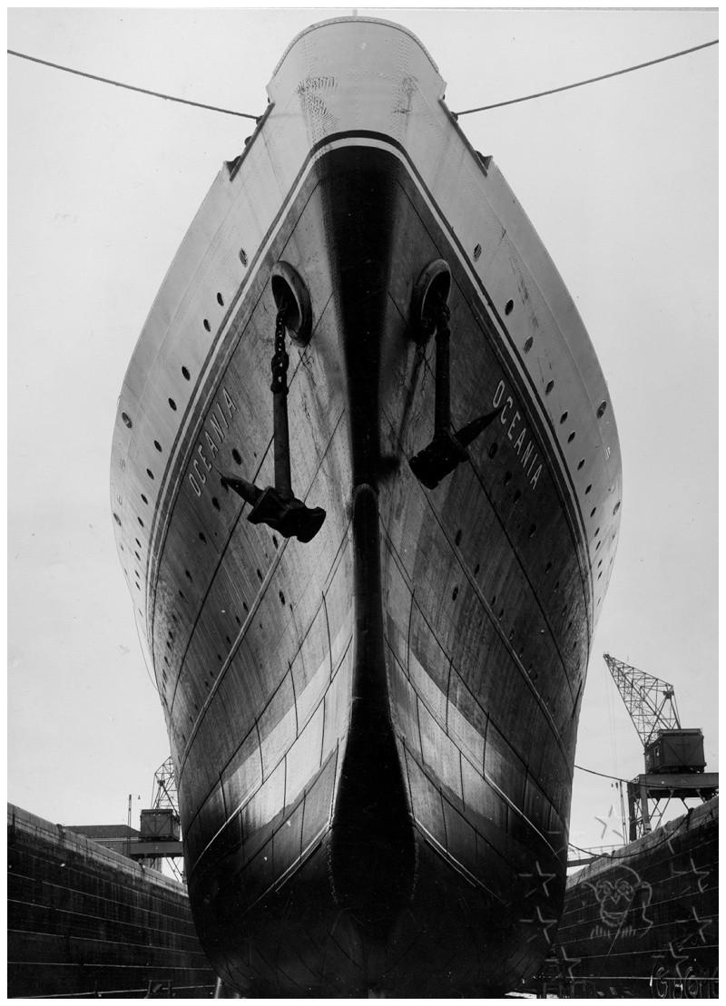 motonave 'Oceania' - Cosulich - 1933 Miste024