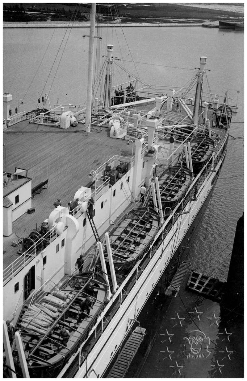 motonave 'Oceania' - Cosulich - 1933 Miste025