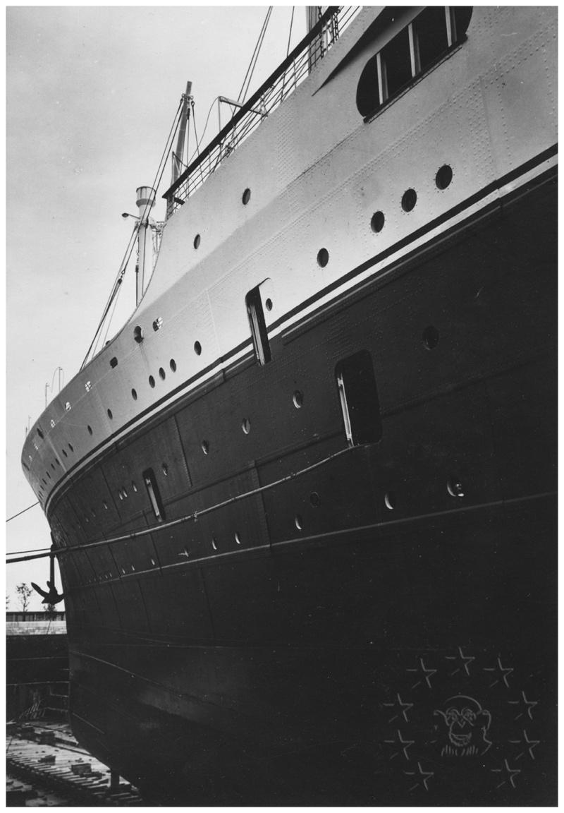 motonave 'Oceania' - Cosulich - 1933 Miste027