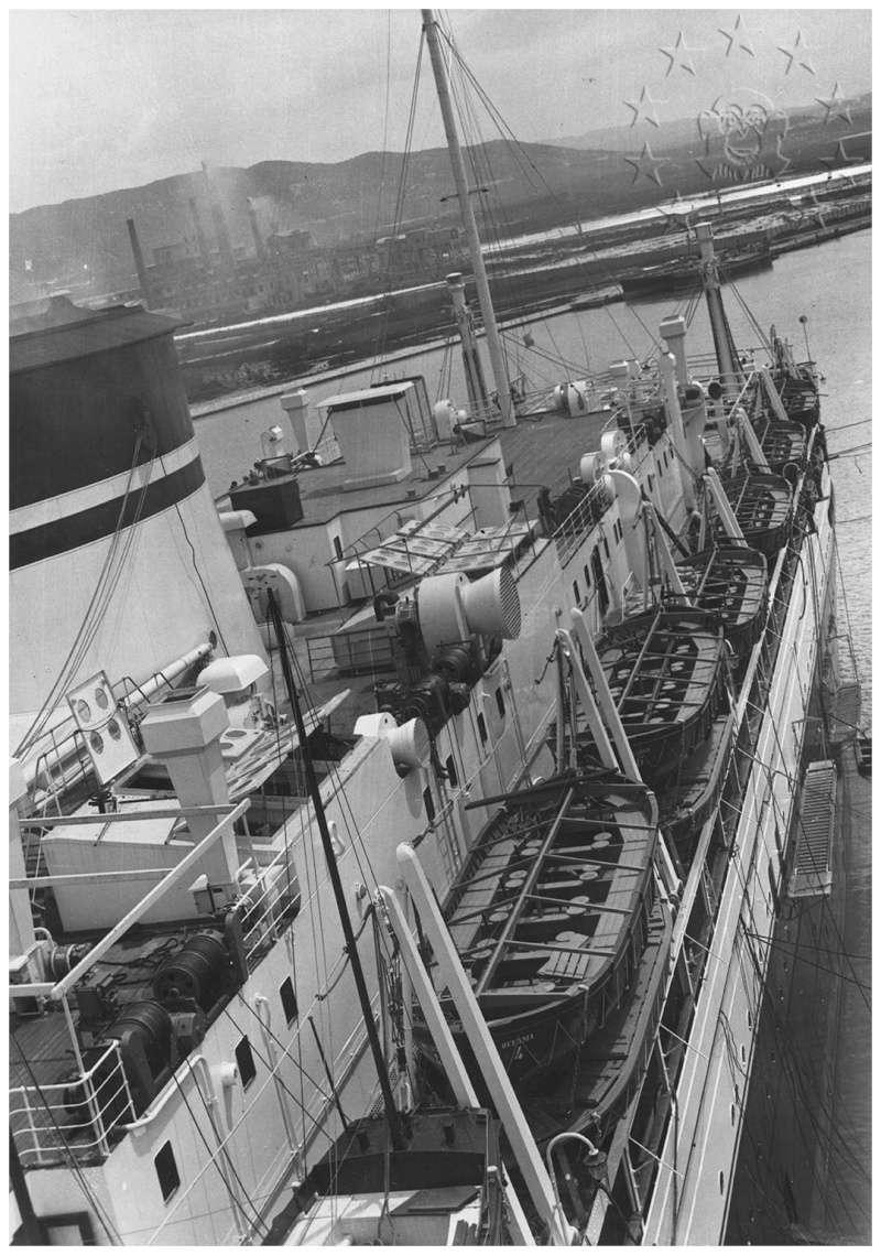 motonave 'Oceania' - Cosulich - 1933 Miste030