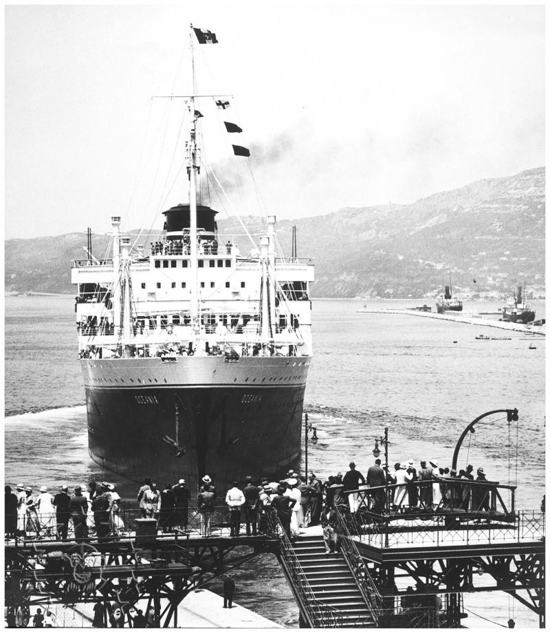 motonave 'Oceania' - Cosulich - 1933 Miste036