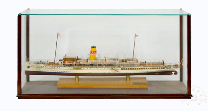t/n 'Venezia'  -  Tripcovich & C. - 1906 Modell10