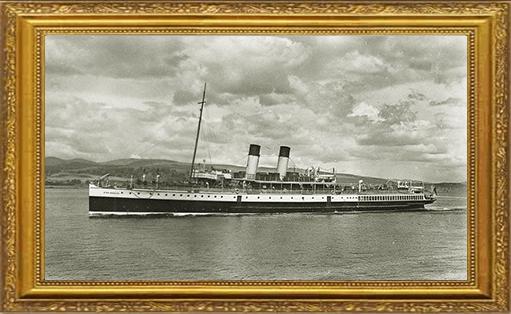 t/n 'Venezia'  -  Tripcovich & C. - 1906 Nave_k12