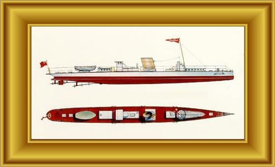 t/n 'Venezia'  -  Tripcovich & C. - 1906 Turbin12