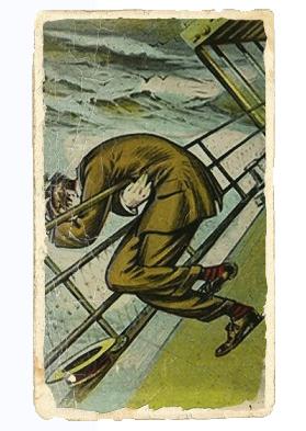 t/n 'Venezia'  -  Tripcovich & C. - 1906 Vomito10