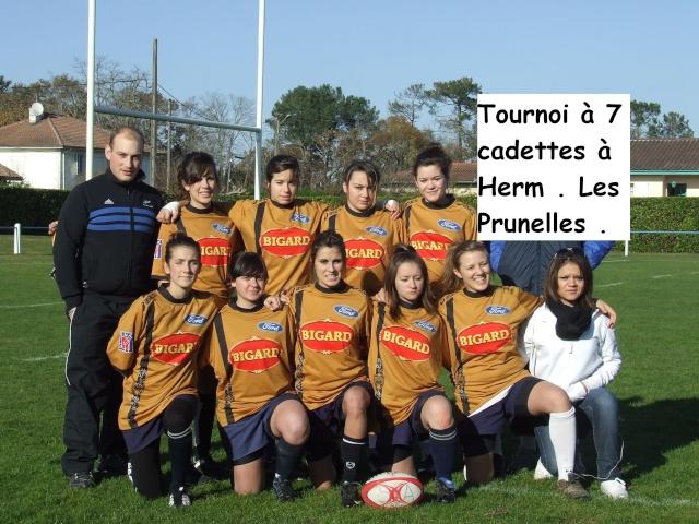 Equipe féminine du SUA - Page 3 Equipe10