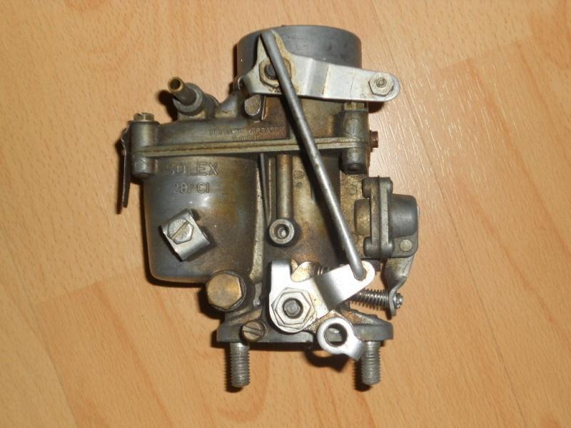 carbu solex 28 PCI  _57-110