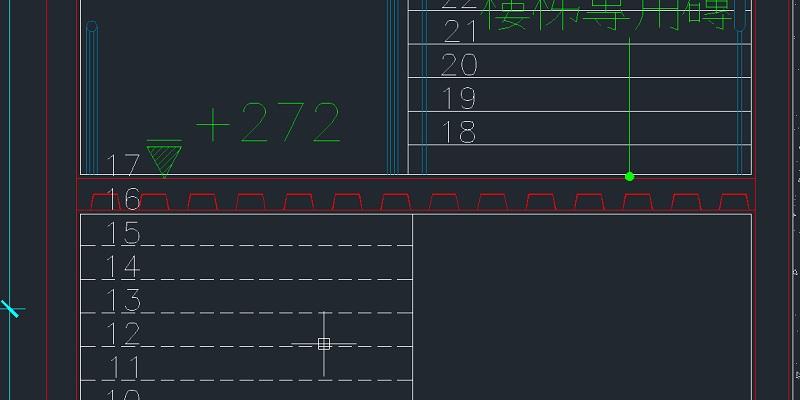 「教學」剖面線之自訂概述 Deck_f10